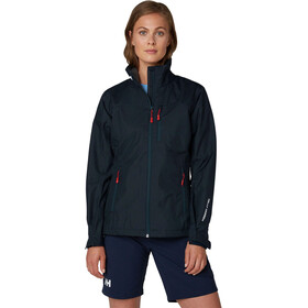 Helly Hansen Crew Jacket Women, azul